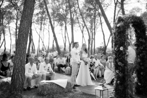 Book Can Rafalet too and get married in the forest